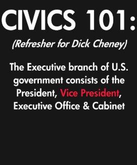 Civics 101 shirt