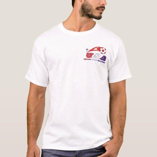 Ultimate Soccer Association shirt