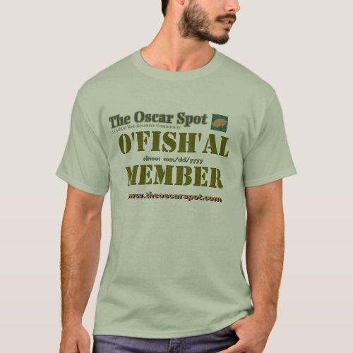 O'fish'al Member shirt