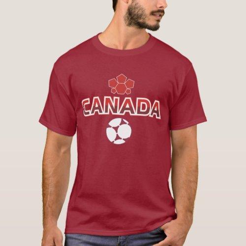 Canada Soccer shirt