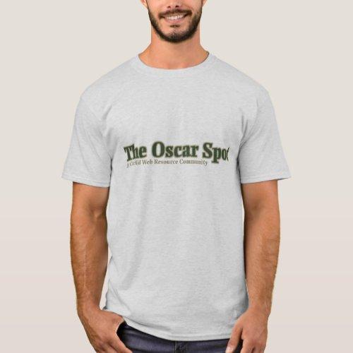 The Oscar Spot shirt