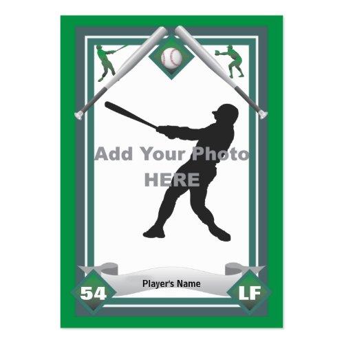 Baseball Card profilecard