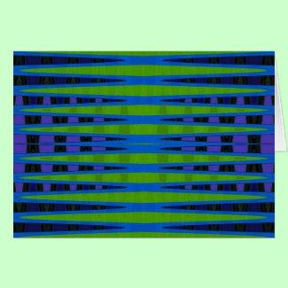 Blue Horizon card