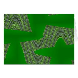 Green Dreams card