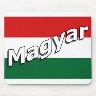 Magyar Mouse Pad mousepad
