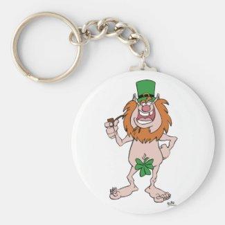 St Patrick's day key chain keychain