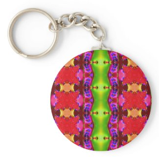 Bright Ribbons keychain