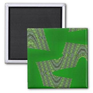 Green Dreams magnet