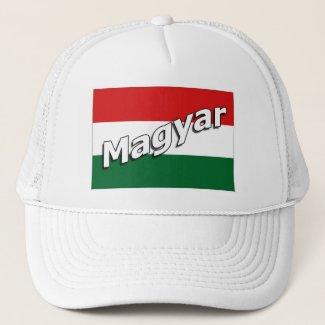 Magyar baseball cap hat