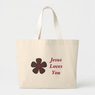 JesusLoves You bag
