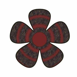 dark flower bag
