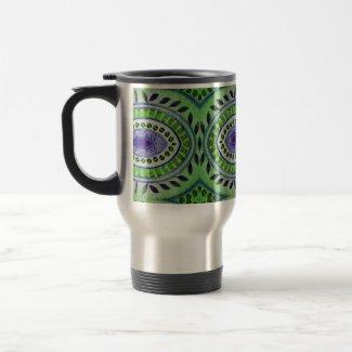 Natures pattern mug