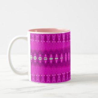 center pink mug