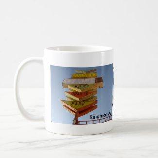 Kozy Corner Trailer Park Mug mug