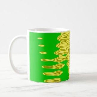 wild yellow mug