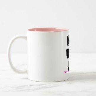 The Official Suburban Mama Coffee Mug mug