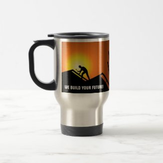 Construction Works mug
