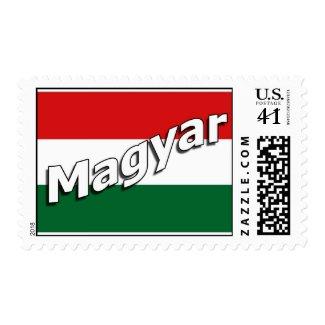 Magyar Postage stamp