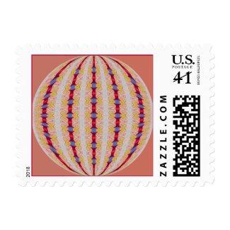 Pretty World stamp