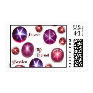 Band Postage stamp