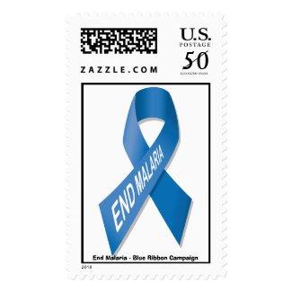Blue Ribbon Stamp stamp