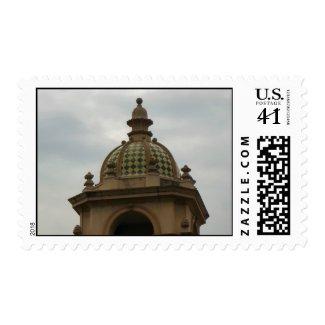 san diego steeple stamp