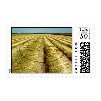 Sacred Chao Crop Circle Stamps stamp