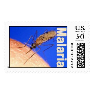 Malaria stamp