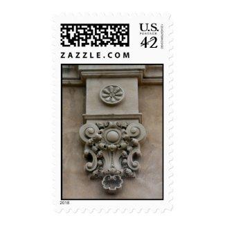 San Diego Architecture stamp