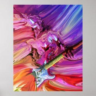 Guitar Theory 4 print