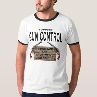 Gun Control 2 Shirt shirt