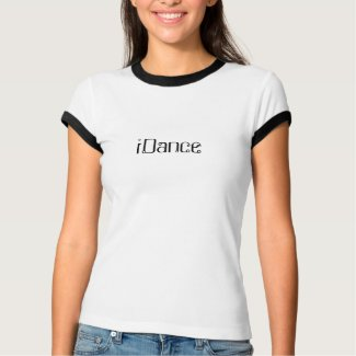 iDance shirt