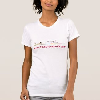 Fabulously40 T-Shirt shirt