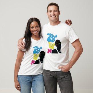 DTP Fly Like Me Black Mens T-Shirt shirt