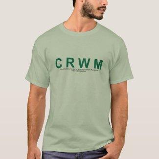 CRWM T-shirt LOGO shirt