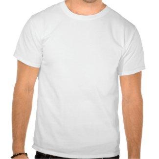 The Laughing Shark cartoon T-shirt shirt