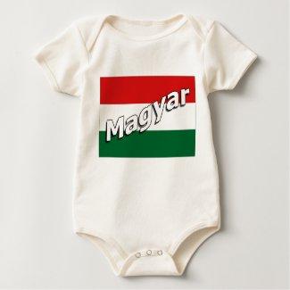 Magyar Baby One piece shirt