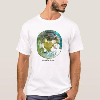 Aussie Icon - Big Croc Terry shirt
