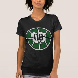 Go Celtics! (vintage jersey fx) shirt