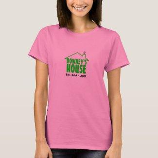 Downey's House shirt