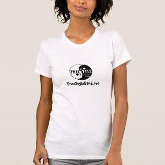 FreeStyleBand Ladies T-Shirt shirt