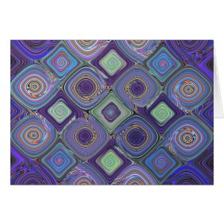Mosaic 2 card