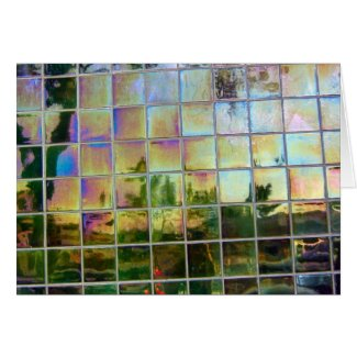 green tiles card