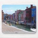 Buildings in Burano, Venice