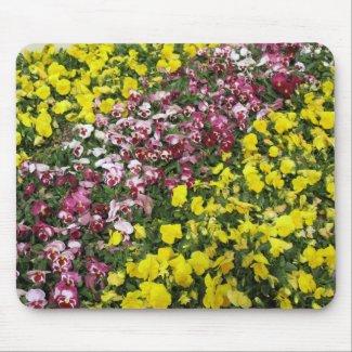Colorful Garden Mousepad