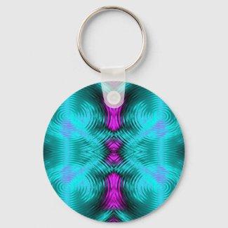 amazing circles keychain
