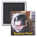 Stuck on Thor!