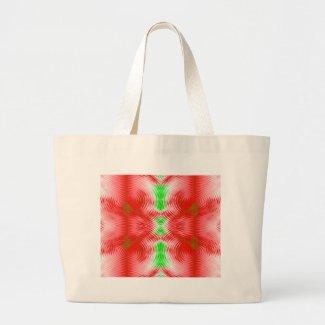 festive circles bag