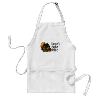 Farmer's Market Online Chef's Apron