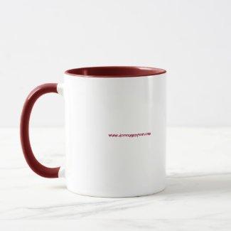 Cinnamon the Cat Mug